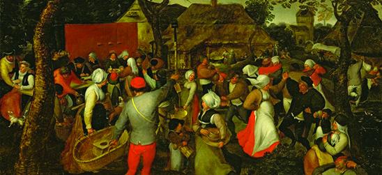 Jeudi 1 Octobre / COURS D'ART / Marchés et foires paysannes à la Renaissance