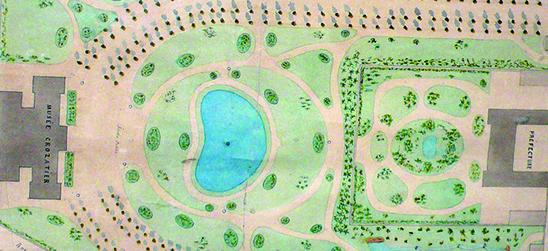 Dimanche  4 octobre / Visite Guidée Famille / Mus(art)dez au jardin